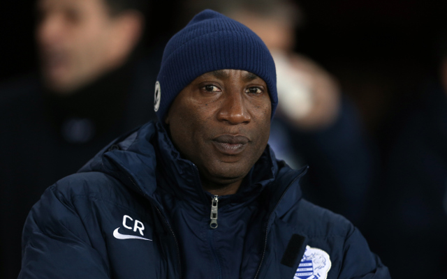 Chris Ramsey to remain in charge of QPR for the rest of the season