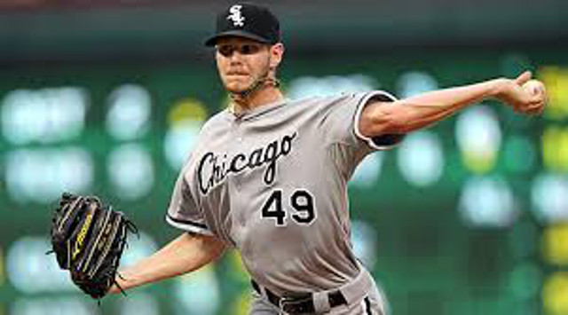 Chicago White Sox ace Chris Sale uncertain for Opening Day with foot fracture