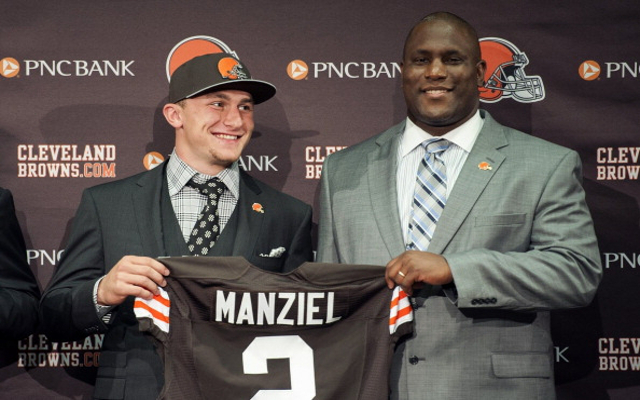 NFL news: Cleveland Browns could lose draft pick for texting plays during games