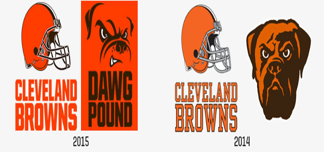 (Image) Cleveland Browns reveal new logo and helmet