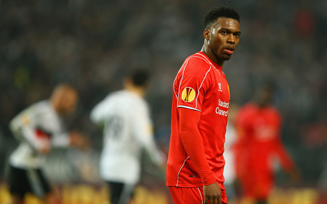 Liverpool injury blow as Daniel Sturridge faces month out with hip problem