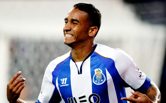 Manchester United to battle Liverpool for Porto star's signature