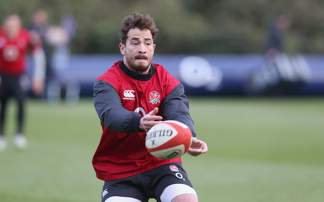 Six Nations: Fly-half Danny Cipriani included in England squad to face Wales