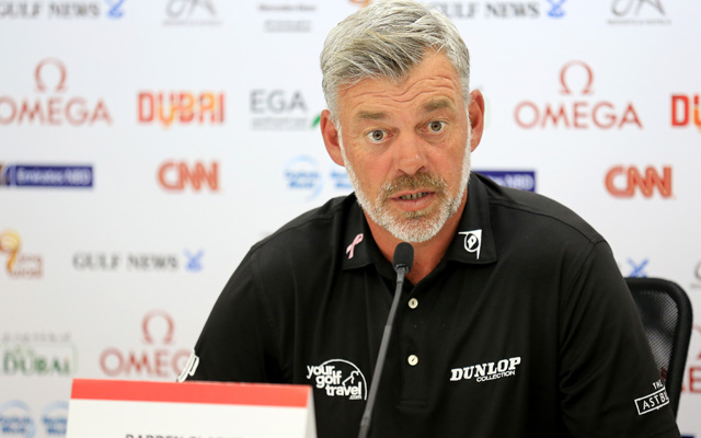 (Video) Darren Clarke named Europe's Ryder Cup captain ahead of 2016 tournament