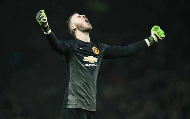 Manchester United stopper David De Gea demands LOW release-clause in new deal!