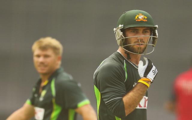 Cricket World Cup 2015: Australia star David Warner pleads for Glenn Maxwell support