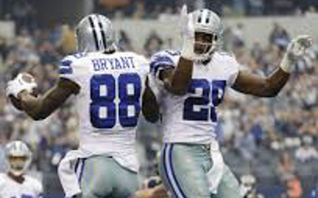 Dallas Cowboys WR Dez Bryant reacts to RB DeMarco Murray's departure on Twitter