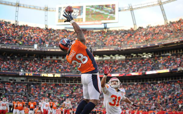 Denver Broncos WR Demaryius Thomas to skip offseason workouts