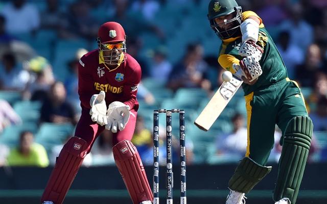 (Video) Brilliant or fluke? Amazing catch by West Indies 'keeper Denesh Ramdin