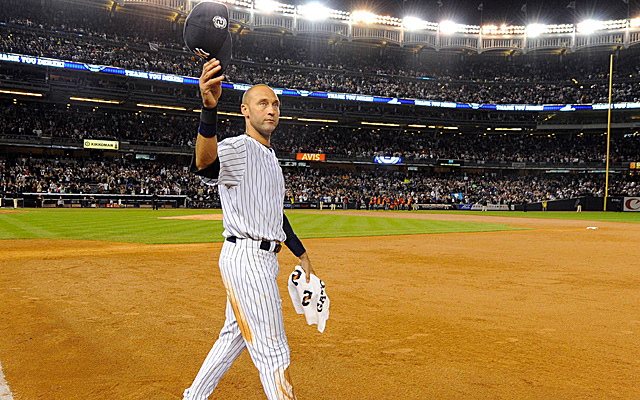 MLB news: Derek Jeter not planning to attend Yankees 2015 home opener