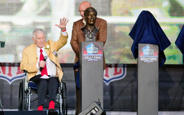 Founder of NFL Films Ed Sabol passes away at age 98