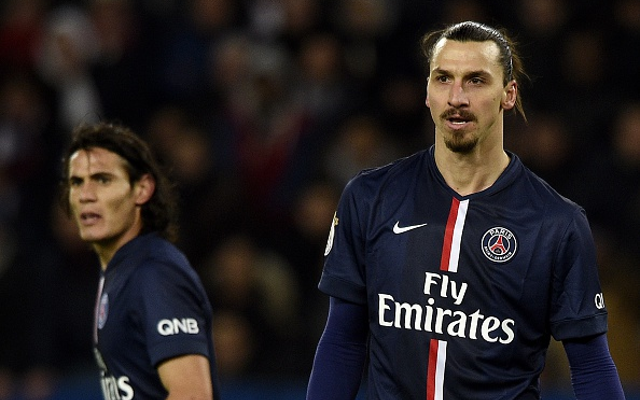 Zlatan Ibrahimovic to turn down AC Milan and stay at Paris Saint-Germain