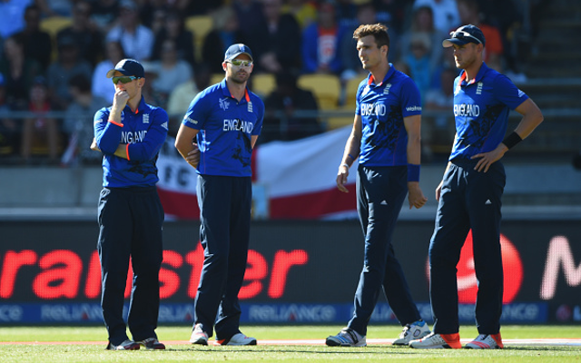 (Tweets) England cricket team ripped apart by fans on Twitter
