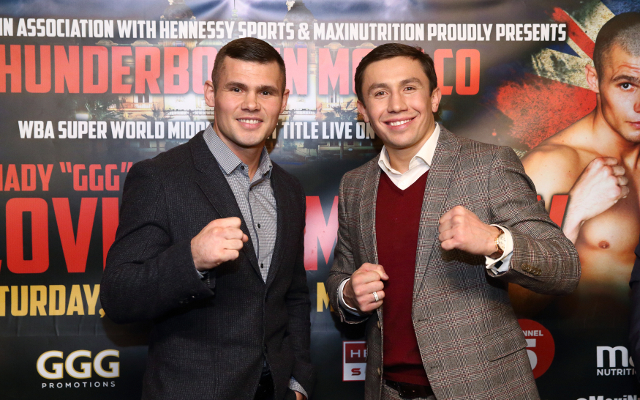 Gennady Golovkin vs Martin Murray: Fight time, preview and TV info