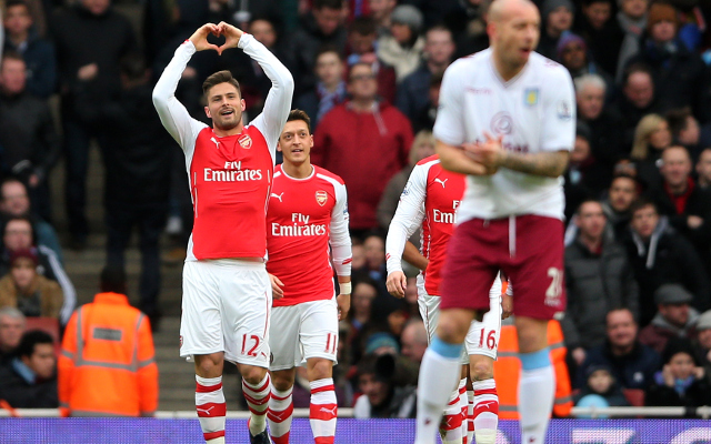 (Video) Arsenal 2-1 Leicester City Highlights – Brave Leicester defeated after Gunners first half double