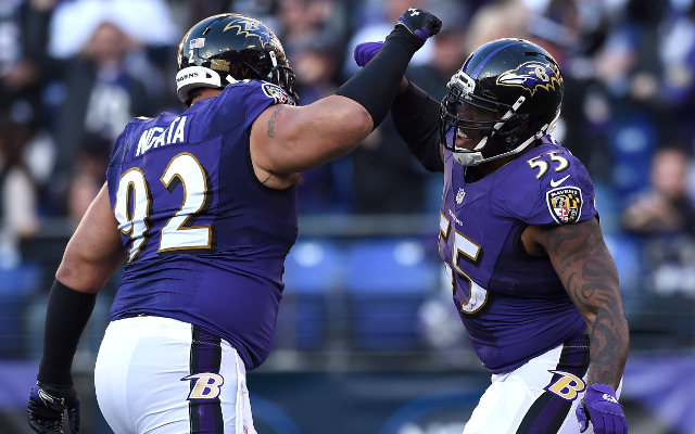 Baltimore Ravens may cut DT Haloti Ngata due to high base salary