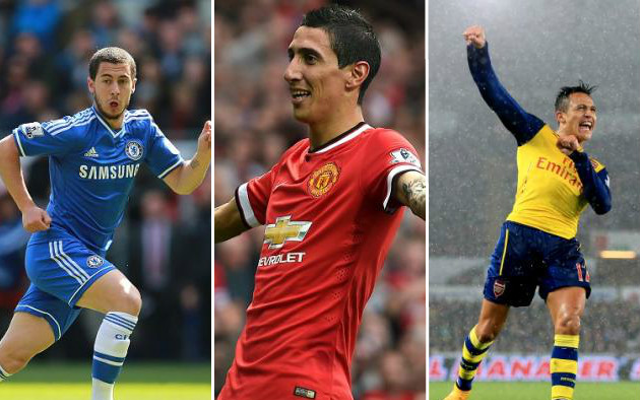 Each Premier League club's best player this season by statistics: No surprise at Chelsea & Arsenal, but Man United will make you laugh!