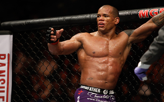 Top-ranked Australian fighter Hector Lombard fails UFC 182 drug test