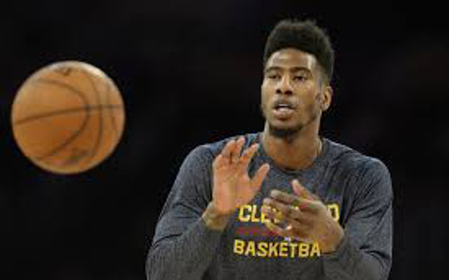 (Video) Slam! Cleveland Cavaliers SF Iman Shumpert pulls off alley-oop dunk against Lakers