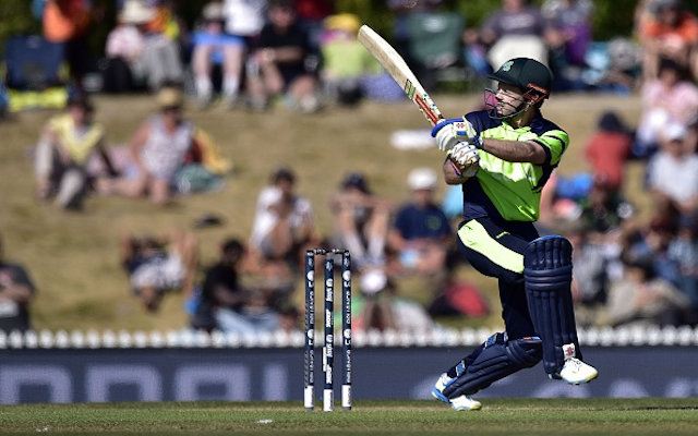 (Video) Cricket World Cup 2015: Ireland celebrate upset win over West Indies in New Zealand