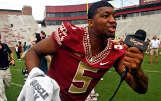 First pick hopeful QB Jameis Winston planning to throw through injury problems at Combine