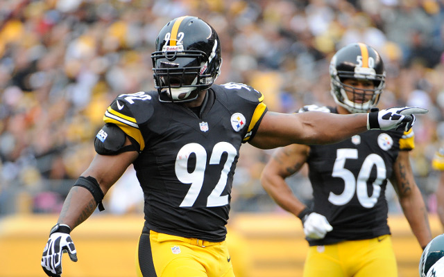 Pittsburgh Steelers bring back beloved LB James Harrison on two-year deal