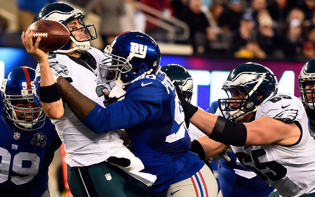 New York Giants to give DE Jason Pierre-Paul franchise tag if deal's not reached