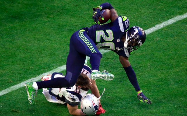 (Video) Seattle Seahawks CB Jeremy Lane intercepts Patriots QB Tom Brady
