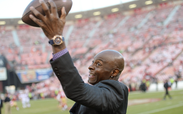 Pot, meet kettle! Hall of Fame WR Jerry Rice admits to using illegal stickum on hands