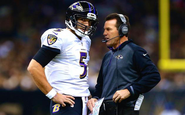 "NFL news: Broncos head coach Kubiak labels Ravens QB Joe Flacco ""elite"""