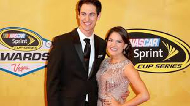 Daytona 500 champ makes marital error in press conference