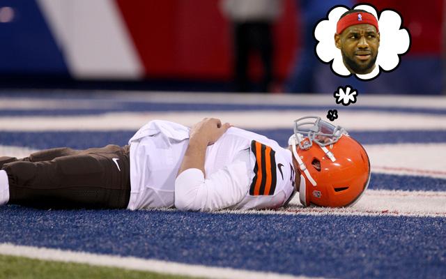 NFL news: Cleveland QB Johnny Manziel enters rehab program
