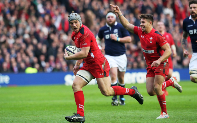 (Video) Scotland 23-26 Wales – Six Nations highlights to nervy finish at Murrayfield
