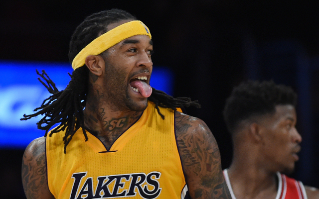 LA Lakers play harsh NBA trade prank on Jordan Hill