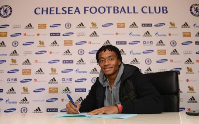 Find out why Juan Cuadrado rejected Manchester United for Chelsea