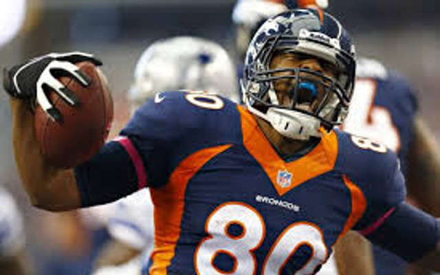 Report: Jacksonville Jaguars to sign Pro Bowl TE Julius Thomas