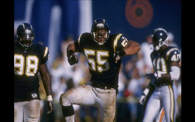 Junior Seau, Tim Brown lead Pro Football Hall of Fame class of 2015