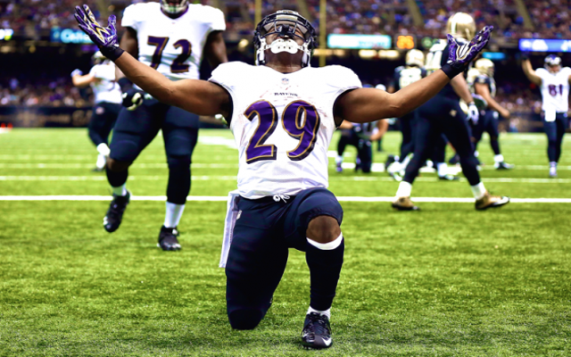 Atlanta Falcons reportedly want Ravens RB Justin Forsett