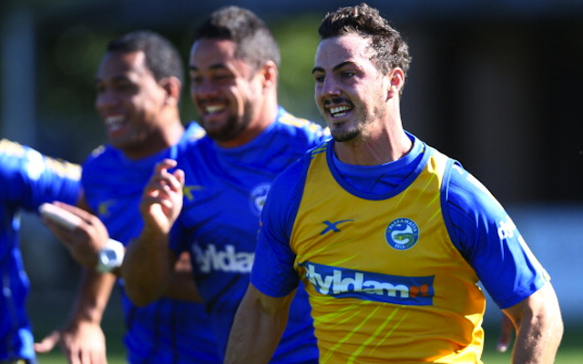 Done Deal: St George Illawarra confirm surprise signing of Parramatta Eels full-back