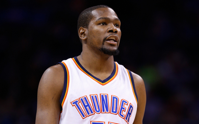 Stephen A Smith responds to Kevin Durant: Oklahoma City Thunder star warned (video)