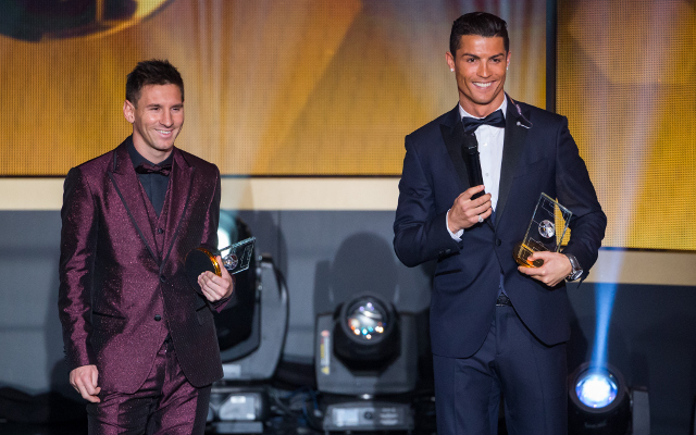 Players rivaling Chelsea's Hazard to replace Messi & Ronaldo as the best in the world, with Arsenal & Real Madrid stars