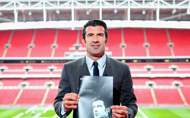 Next FIFA President: Will Luis Figo stand again? Chelsea, Arsenal, Manchester United and Liverpool legends hope so