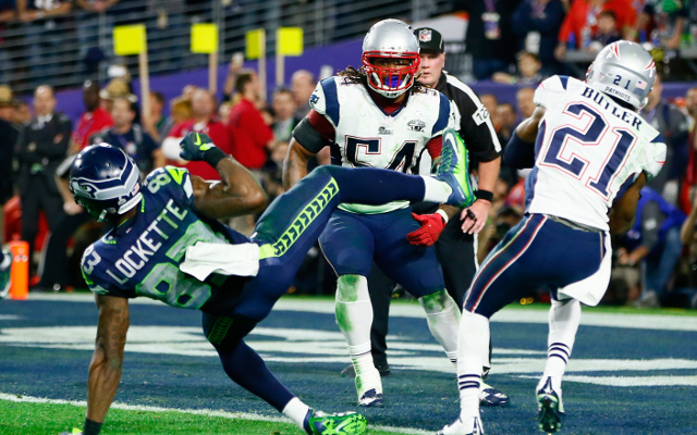 Super Bowl XLIX: NBA players stunned reaction to Seattle Seahawks pass play