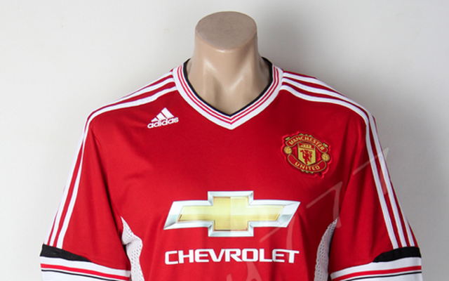 (Images) New Manchester United kit: 2015/16 home & away shirt design by Adidas leaked