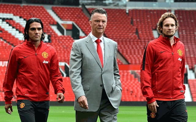 Falcao, Di Maria – Ranking Manchester United's six summer signings from worst to best