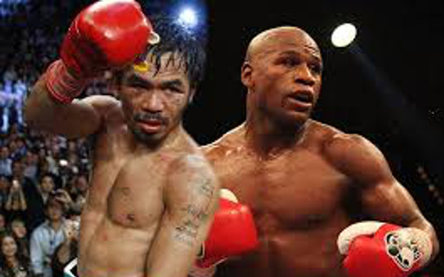 IT'S ON! Floyd Mayweather and Manny Pacquiao agree to $250 million fight