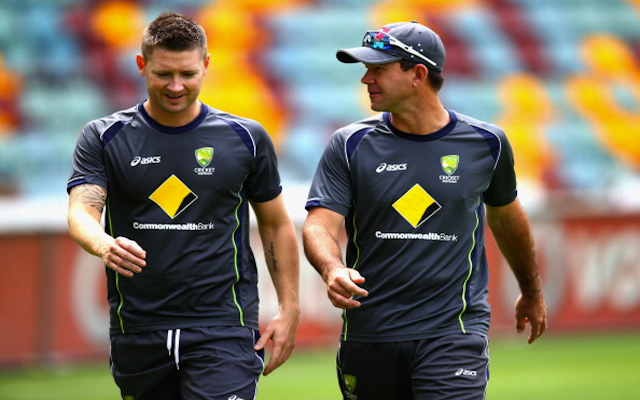 Former Australia skipper Ricky Ponting believes Michael Clarke should hand over captaincy to Steve Smith following 2015 Cricket World Cup