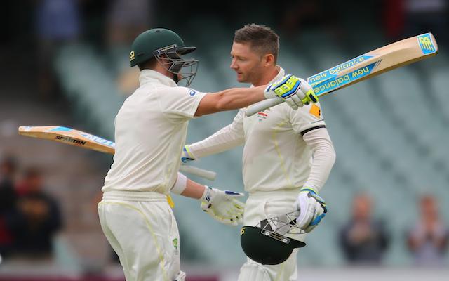 Australia captain Michael Clarke: I'm happy to play under Steve Smith