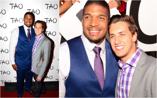 Michael Sam, first openly gay NFL player, joining Dancing with the Stars