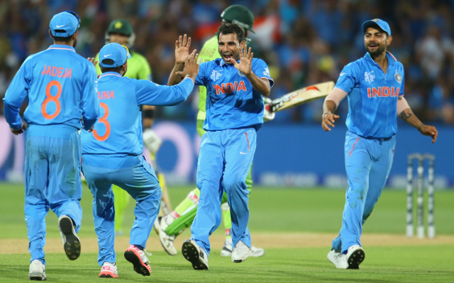 (Video) India v Pakistan highlights – Kohli century helps Indians to Cricket World Cup 2015 glory